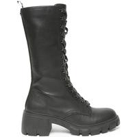 Παπούτσια Γυναίκα Μπότες Steve Madden SMSHUMOR-BLK Μαύρος