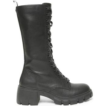 Μπότες Steve Madden SMSHUMOR-BLK