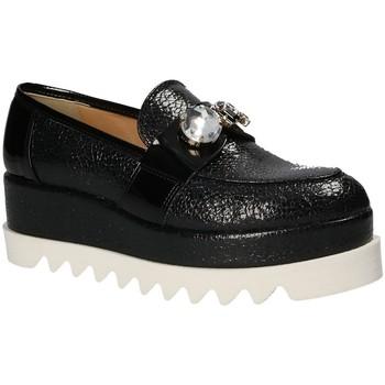 Παπούτσια Γυναίκα Μοκασσίνια Grace Shoes 1312 Μαύρος