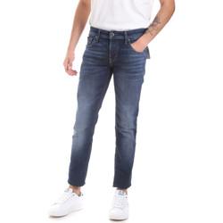 Υφασμάτινα Άνδρας Skinny Τζιν  Antony Morato MMDT00241 FA750240 Μπλε