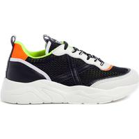 Παπούτσια Άνδρας Χαμηλά Sneakers Munich 8770028 Μαύρος