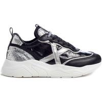 Παπούτσια Γυναίκα Χαμηλά Sneakers Munich 8770038 Μαύρος