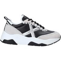 Παπούτσια Γυναίκα Χαμηλά Sneakers Munich 8770046 Μαύρος