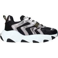 Παπούτσια Γυναίκα Χαμηλά Sneakers Gold&gold B20 GS108 Μαύρος