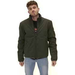 Υφασμάτινα Άνδρας Fleece Navigare NV67076 Πράσινος