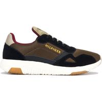 Παπούτσια Άνδρας Χαμηλά Sneakers Tommy Hilfiger FM0FM02839 Πράσινος