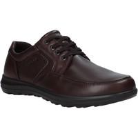 Παπούτσια Άνδρας Derby Enval 6216222 καφέ