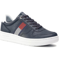 Παπούτσια Άνδρας Χαμηλά Sneakers Tommy Hilfiger FM0FM02843 Μπλε