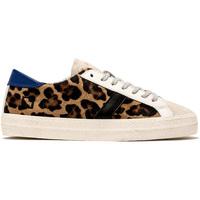 Παπούτσια Γυναίκα Χαμηλά Sneakers Date W331-HL-PN-LA Πράσινος
