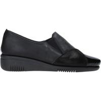 Παπούτσια Γυναίκα Μοκασσίνια Grunland SC2987 Μαύρος