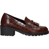 Παπούτσια Γυναίκα Μοκασσίνια Grunland SC2962 καφέ