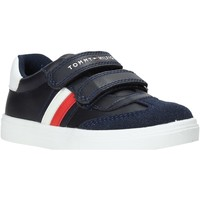 Παπούτσια Παιδί Sneakers Tommy Hilfiger T1B4-30903-0621X007 Μπλε
