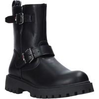 Παπούτσια Κορίτσι Μπότες Tommy Hilfiger T3A5-30855-0193999 Μαύρος