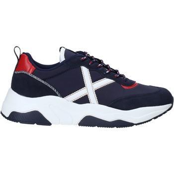 Παπούτσια Άνδρας Χαμηλά Sneakers Munich 8770033 Μπλε