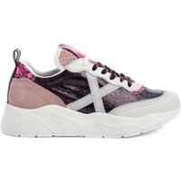 Παπούτσια Γυναίκα Χαμηλά Sneakers Munich 8770042 Ροζ