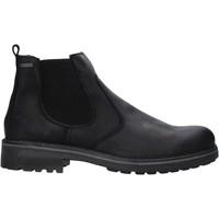 Παπούτσια Άνδρας Μπότες IgI&CO 6123000 Μαύρος