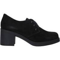 Παπούτσια Γυναίκα Derby IgI&CO 6152211 Μαύρος