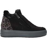 Παπούτσια Γυναίκα Μπότες IgI&CO 6155766 Μαύρος