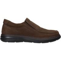 Παπούτσια Άνδρας Slip on Enval 6209222 καφέ
