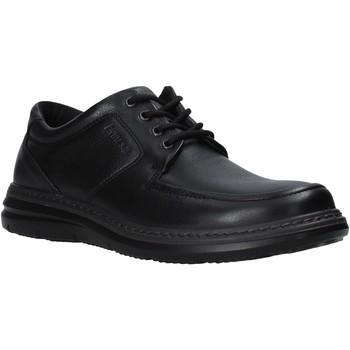Παπούτσια Άνδρας Derby Enval 6209300 Μαύρος