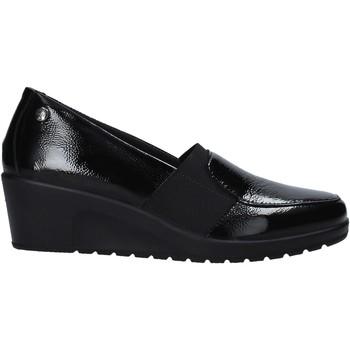 Παπούτσια Γυναίκα Μοκασσίνια Enval 6273511 Μαύρος