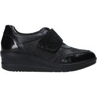 Παπούτσια Γυναίκα Slip on Enval 6278100 Μαύρος