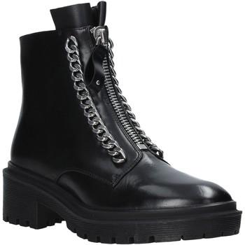 Παπούτσια Γυναίκα Μπότες Apepazza F0COMBAT10/LEA Μαύρος