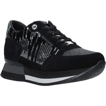 Παπούτσια Γυναίκα Sneakers Apepazza F0RSD01/VEL Μαύρος