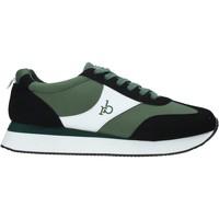 Παπούτσια Άνδρας Χαμηλά Sneakers Rocco Barocco RB-AS2006 Πράσινος
