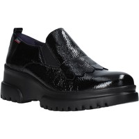Παπούτσια Γυναίκα Μοκασσίνια CallagHan 27206 Μαύρος