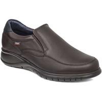 Παπούτσια Άνδρας Μοκασσίνια CallagHan 12701 καφέ