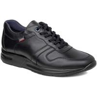 Παπούτσια Άνδρας Sneakers CallagHan 91312 Μαύρος