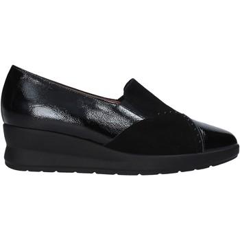 Παπούτσια Γυναίκα Μοκασσίνια Soffice Sogno I20602 Μαύρος