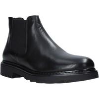 Παπούτσια Άνδρας Μπότες Exton 711 Μαύρος