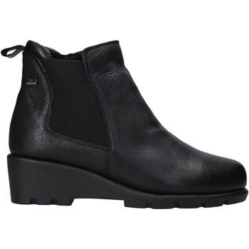 Παπούτσια Γυναίκα Μπότες Valleverde 36184 Μαύρος