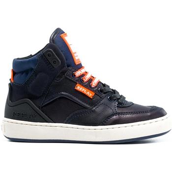 Ψηλά Sneakers Replay GBZ19 201 C0021S