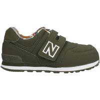 Παπούτσια Παιδί Χαμηλά Sneakers New Balance NBIV574GYL Πράσινος