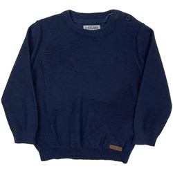 Υφασμάτινα Παιδί Πουλόβερ Losan 027-5653AL Μπλε