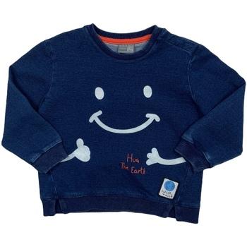 Υφασμάτινα Παιδί Φούτερ Losan 027-6001AL Μπλε