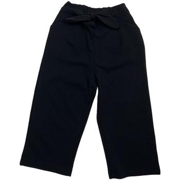 Υφασμάτινα Κορίτσι Παντελόνια Chino/Carrot Losan 026-6793AL Μαύρος