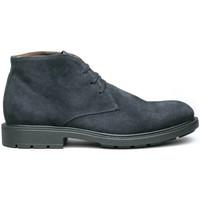 Παπούτσια Άνδρας Μπότες NeroGiardini I001651U Μπλε