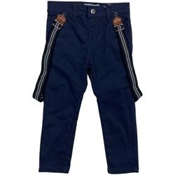 Υφασμάτινα Παιδί Παντελόνια Chino/Carrot Losan 025-9790AL Μπλε