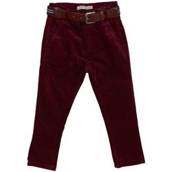 Υφασμάτινα Παιδί Παντελόνια Chino/Carrot Losan 027-9791AL το κόκκινο