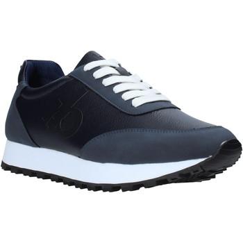 Παπούτσια Άνδρας Χαμηλά Sneakers Rocco Barocco RB-HUGO-1901 Μπλε