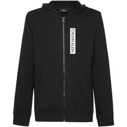 Υφασμάτινα Άνδρας Φούτερ Calvin Klein Jeans 00GMT0J480 Μαύρος