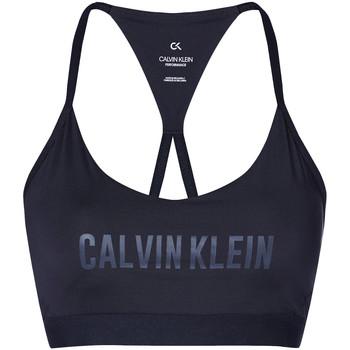 Υφασμάτινα Γυναίκα Αθλητικά μπουστάκια  Calvin Klein Jeans 00GWT0K117 Μαύρος