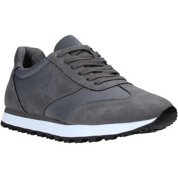 Παπούτσια Άνδρας Χαμηλά Sneakers Rocco Barocco RB-HUGO-1701 Γκρί