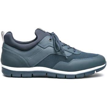 Παπούτσια Άνδρας Χαμηλά Sneakers NeroGiardini I001701U Μπλε