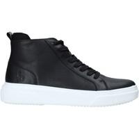 Παπούτσια Άνδρας Ψηλά Sneakers Rocco Barocco RB-HOWIE-1401 Μαύρος