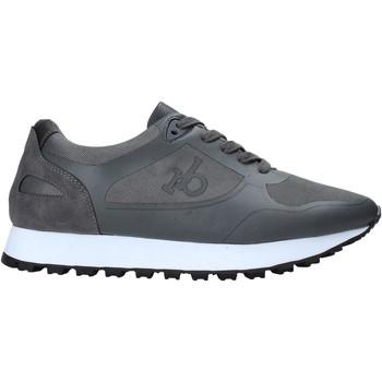 Παπούτσια Άνδρας Χαμηλά Sneakers Rocco Barocco RB-HUGO-1601 Γκρί